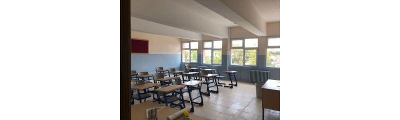 Ankara Yenimahalle Belediyesi Okul İşi Teslimi