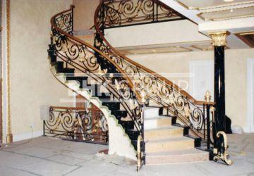 Merdiven Korkuluk Örnekleri