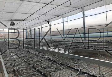 Konya Torku Üniversitesi Full Otomasyonlu Sera